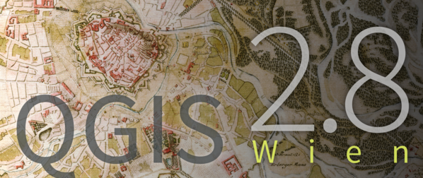 QGIS splashscreen